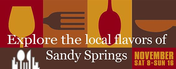 Sandy Springs Restaurant Week